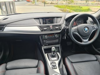 2014 BMW X1 E84 LCI MY1113 sDrive18d Steptronic Silver 8 Speed Sports Automatic Wagon