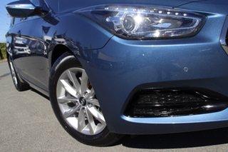 2015 Hyundai i40 VF4 Series II Active D-CT Blue Spirit 7 Speed Sports Automatic Dual Clutch Sedan.