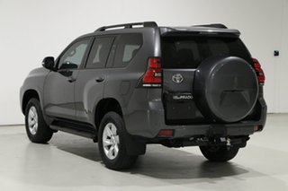 2019 Toyota Landcruiser GDJ150R MY18 Prado GXL (prem Int) (4x4) Graphite 6 Speed Automatic Wagon