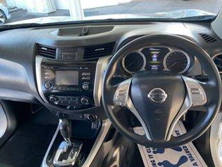 2017 Nissan Navara SL White Sports Automatic Dual Cab Utility