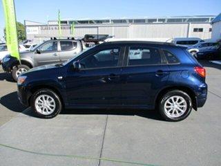 2011 Mitsubishi ASX ACTIVE Blue 4 Speed Automatic Wagon