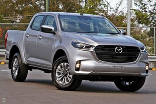 2020 Mazda BT-50 TFS40J XT Silver 6 Speed Sports Automatic Utility.