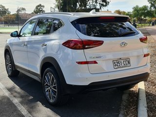 2019 Hyundai Tucson TL3 MY19 Elite 2WD White 6 Speed Automatic Wagon.