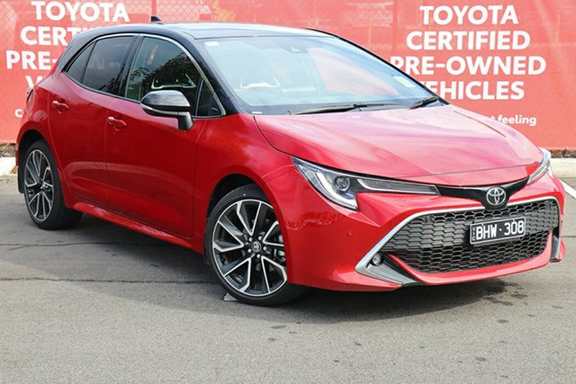 Pre-Owned Toyota Corolla Mzea12R ZR South Morang, 2020 Toyota Corolla Mzea12R ZR Feverish Red 10 Speed Constant Variable Hatchback