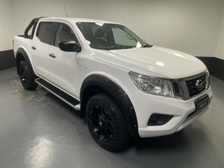 2018 Nissan Navara D23 S3 SL White 7 Speed Sports Automatic Utility.
