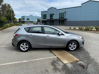 2010 Mazda 3 BL10F1 Maxx Activematic Silver 5 Speed Sports Automatic Hatchback