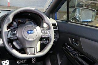 2020 Subaru WRX MY20 Premium (AWD) WR Blue Continuous Variable Sedan