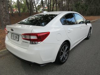 2016 Subaru Impreza G5 MY17 2.0i-L CVT AWD White 7 Speed Constant Variable Sedan.