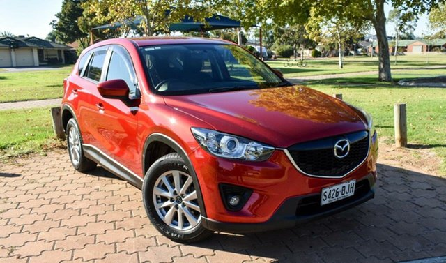 Used Mazda CX-5 KE1071 MY14 Maxx SKYACTIV-Drive Sport Ingle Farm, 2014 Mazda CX-5 KE1071 MY14 Maxx SKYACTIV-Drive Sport Red 6 Speed Sports Automatic Wagon