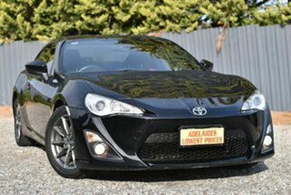 2014 Toyota 86 ZN6 GT Black 6 Speed Manual Coupe.