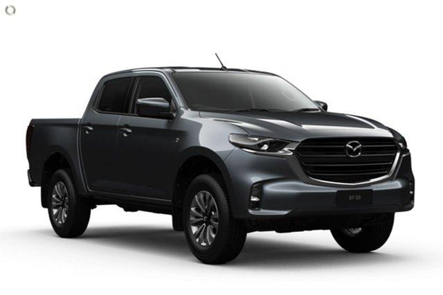 New Mazda BT-50 TFS40J XT Waitara, 2021 Mazda BT-50 TFS40J XT Grey 6 Speed Manual Utility