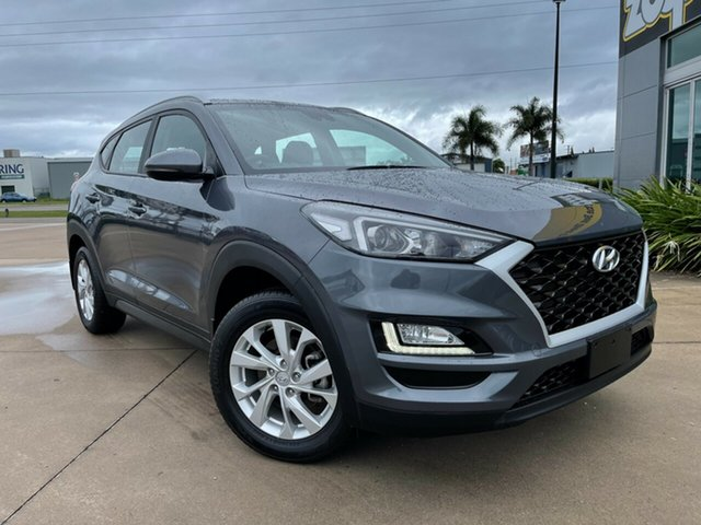 Used Hyundai Tucson TL4 MY20 Active 2WD Townsville, 2019 Hyundai Tucson TL4 MY20 Active 2WD Grey/300919 6 Speed Automatic Wagon