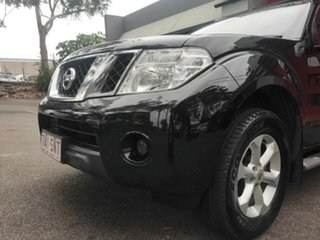 2011 Nissan Navara D40 MY11 ST Black 5 Speed Automatic Utility