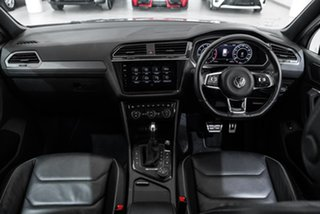 2018 Volkswagen Tiguan 5N MY18 162TSI DSG 4MOTION Highline Silver 7 Speed.