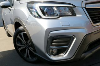 2019 Subaru Forester MY20 2.5I Premium (AWD) Ice Silver Continuous Variable Wagon.