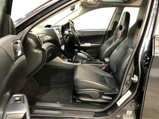 2012 Subaru Impreza G3 MY12 WRX AWD Grey 5 Speed Manual Sedan