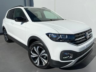 2021 Volkswagen T-Cross C1 MY21 85TSI Life 0q0q 7 Speed Auto Direct Shift Wagon