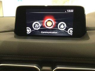 2017 Mazda CX-5 KF2W7A Maxx SKYACTIV-Drive FWD Sport Sonic Silver 6 Speed Sports Automatic Wagon