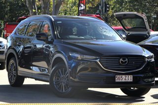 2019 Mazda CX-8 Black Sequential Auto Wagon