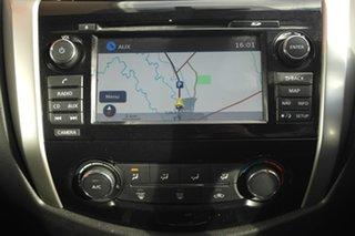 2017 Nissan Navara D23 S2 ST 4x2 White 7 Speed Sports Automatic Utility