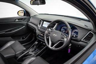 2017 Hyundai Tucson TL Active X (FWD) Blue 6 Speed Automatic Wagon