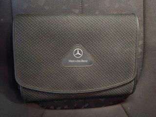 2002 Mercedes-Benz A-Class W168 A160 Elegance Metallic Silver 5 Speed Automatic Hatchback