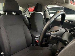 2015 Volkswagen Jetta 1B 118TSI Trendline Silver Sports Automatic Dual Clutch Sedan