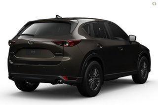 2021 Mazda CX-5 KF2W7A Maxx SKYACTIV-Drive FWD Bronze 6 Speed Sports Automatic Wagon