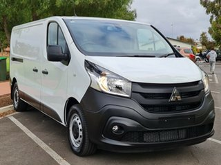 2020 Mitsubishi Express SN MY21 GLX LWB DCT White 6 Speed Sports Automatic Dual Clutch Van.
