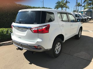2017 Isuzu MU-X MY17 LS-M Rev-Tronic White 6 speed Automatic Wagon