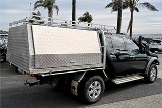 2008 Mitsubishi Triton ML GLX-R Black Manual Utility