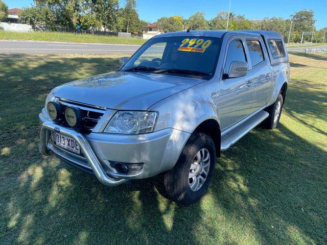 Used Tata Xenon Premium 4x2 Clontarf, 2013 Tata Xenon Premium 4x2 Silver 5 Speed Manual Utility
