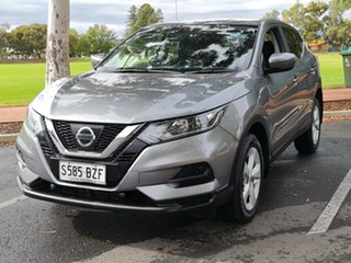 2018 Nissan Qashqai J11 Series 2 ST X-tronic Grey 1 Speed Constant Variable Wagon