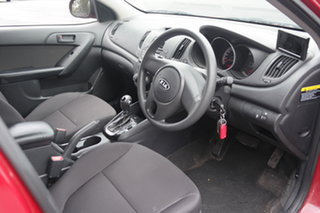 2012 Kia Cerato TD MY12 S Red 6 Speed Sports Automatic Hatchback