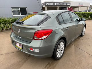 2016 Holden Cruze JH Series II MY16 Equipe Grey/301016 6 Speed Sports Automatic Hatchback.