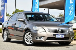 2009 Toyota Aurion GSV40R Presara Grey 6 Speed Sports Automatic Sedan.