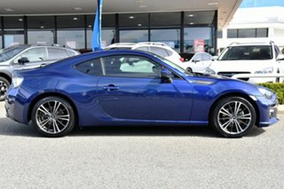 2016 Subaru BRZ Z1 MY16 Blue 6 Speed Sports Automatic Coupe