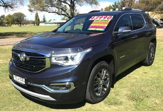 2019 Holden Acadia AC MY19 LTZ 2WD Blue 9 Speed Sports Automatic Wagon.