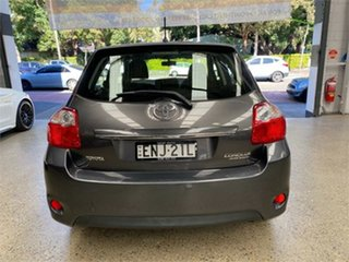 2010 Toyota Corolla ZRE152R Ascent Grey Automatic Hatchback