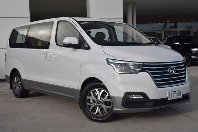 Used Hyundai iMAX TQ4 MY20 Elite Oakleigh, 2020 Hyundai iMAX TQ4 MY20 Elite White 5 Speed Automatic Wagon