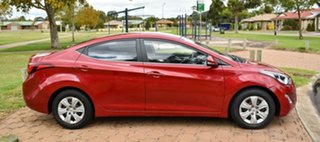 2014 Hyundai Elantra MD3 Active Red 6 Speed Sports Automatic Sedan