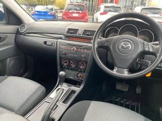 2008 Mazda 3 BK10F2 Neo Champagne 4 Speed Sports Automatic Sedan