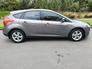 2011 Ford Focus LW Trend Brown 6 Speed Sports Automatic Dual Clutch Hatchback.