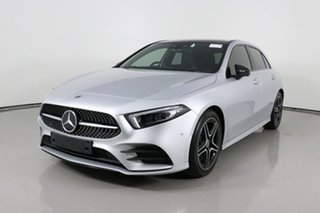 2019 Mercedes-Benz A250 177 MY19 4Matic AMG Line Silver 7 Speed Auto Dual Clutch Hatchback.