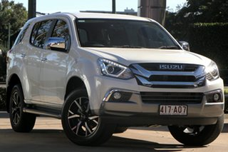 2020 Isuzu MU-X MY19 LS-U Rev-Tronic 4x2 White 6 Speed Sports Automatic Wagon.