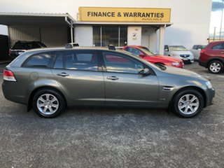 2011 Holden Commodore VE II Omega Sportwagon Grey 6 Speed Sports Automatic Wagon.