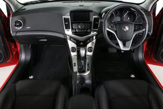 2015 Holden Cruze JH MY15 SRi Red 6 Speed Automatic Hatchback