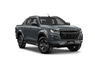 2021 Isuzu D-MAX RG MY21 X-TERRAIN Crew Cab 554 6 Speed Sports Automatic Utility