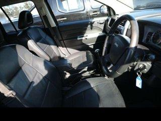 2007 Jeep Compass MK Limited Black 6 Speed Manual Wagon
