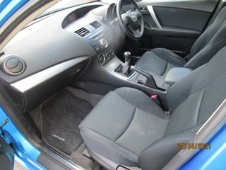 2009 Mazda 3 BL SP25 Blue 6 Speed Manual Hatchback